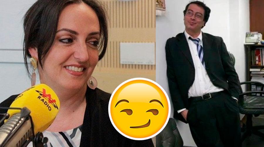 ¿Aceptará María Fernanda Cabal el reto del DESNUDO de Gustavo Petro?