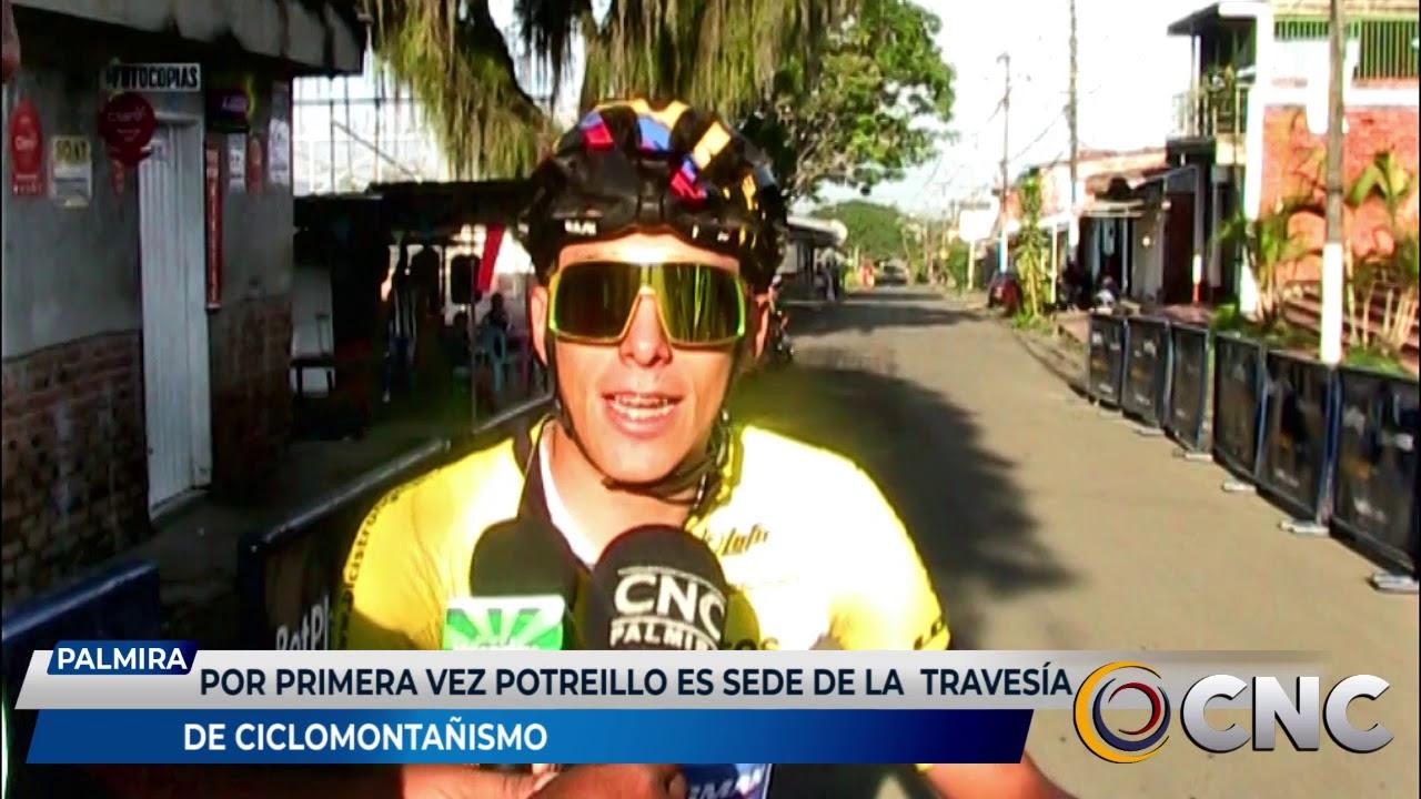 Por primera vez Potrerillo es sede de la travesía de ciclo montañismo