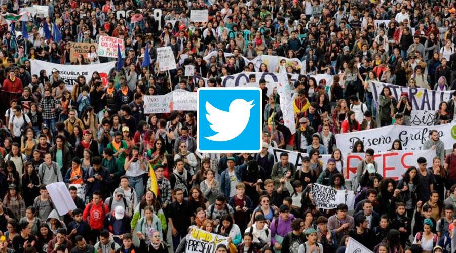 ¿Qué dicen las redes sociales del Paro Nacional del 21 de Noviembre?