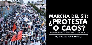 21 de Noviembre: Colombia entre la PROTESTA o el CAOS de una marcha sin PRECEDENTES