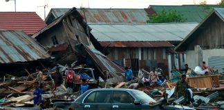 Indonesia registra TERREMOTO de magnitud 7,1