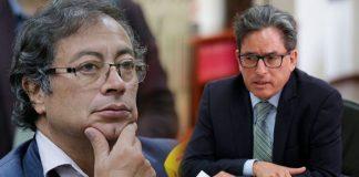 Petro: 'Capitalismo Productivo, eso es lo que necesita Colombia, señor Carrasquilla'.