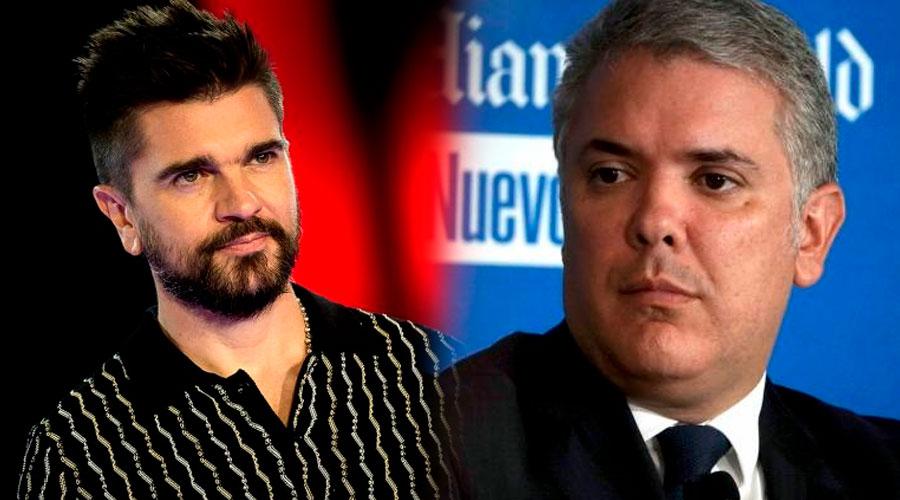 """""""Presidente Duque, le pido que escuche"""": Juanes"""