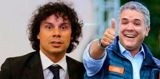 Para que vean que el Uribismo SI PAGA: Hassan Nassar llega a Palacio de Nariño