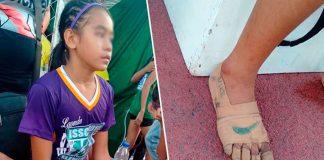 Niña de 11 años ganó 3 medallas de oro con sus propias zapatillas