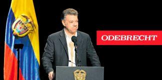 Por Odebrecht, citan a expresidente Santos a rendir una versión libre en el CNE