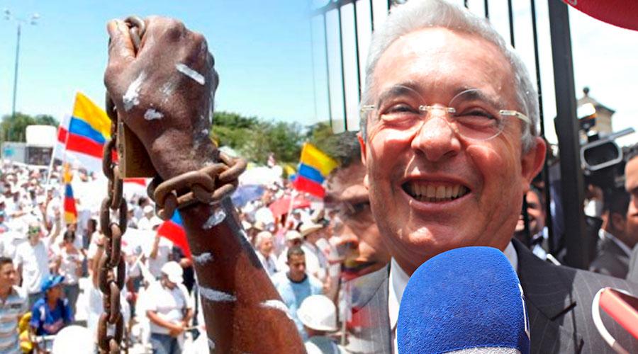 A Álvaro Uribe sí le gustó mucho el nuevo SALARIO MÍNIMO y se puso a hacer cuentas