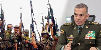 """""""Las Águilas Negras no son conocidas en Colombia"""": director de la Policía"""