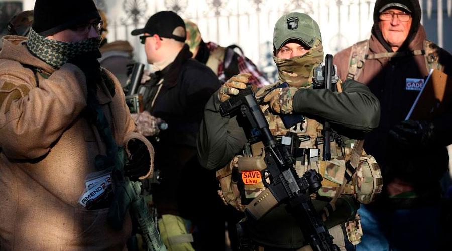 """""""La Base"""" una amenaza interna de Grupos Extremistas en USA"""