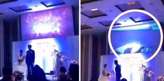 Se vengó de NOVIA INFIEL en plena boda con vídeo de ella teniendo SEXO con el CUÑADO