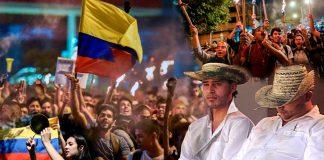 ¿Por qué los PAROS en Colombia son CHIMBOS?