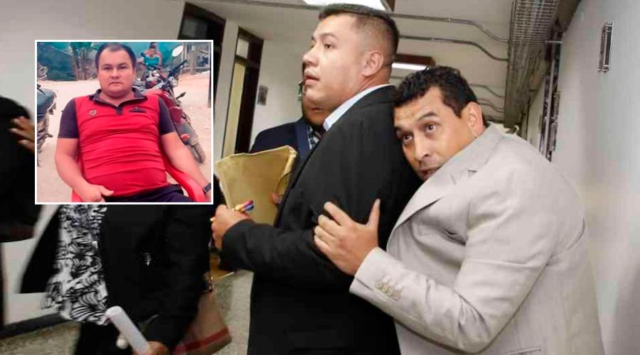 A la cárcel al coronel Jorge Amézquita señalado del asesinato de Dimar Torres