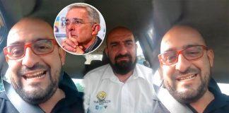 """Fredy Contreras lo RETO a PUBLICAR su foto con el Patrón del Mal : """"De tal palo tal astilla"""""""