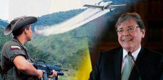 Carlos Holmes Trujillo tiene fe en que la Corte Suprema permita el uso del GLIFOSATO