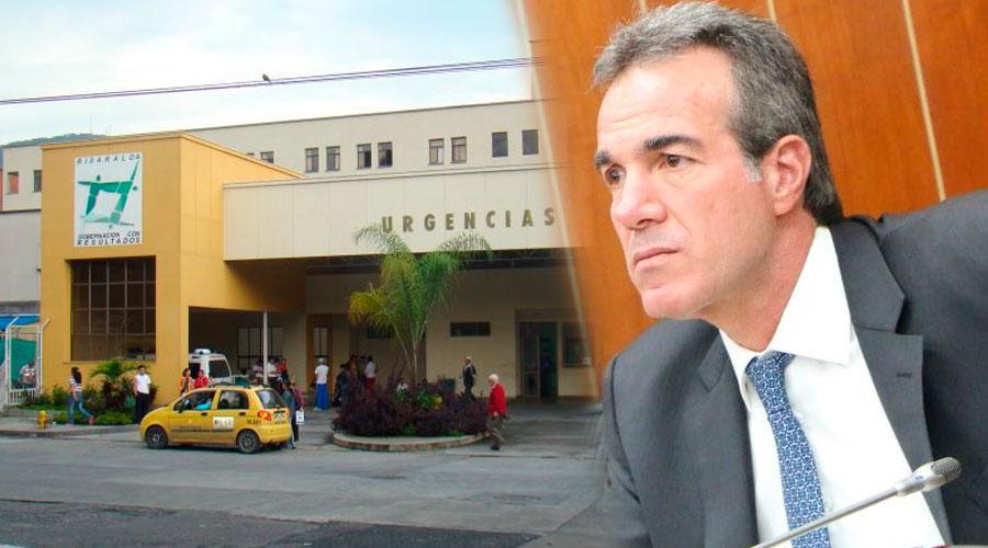 Se aclaran dudas sobre el manejo del Hospital San Jorge