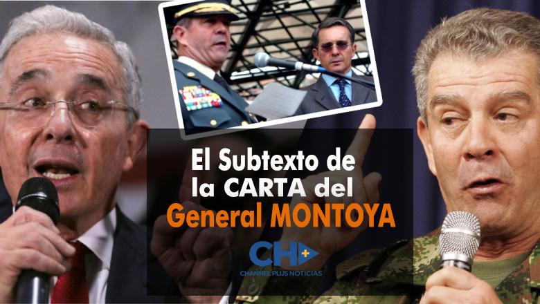 La Carta del General Montoya llena de mensajes escondidos y resentimientos