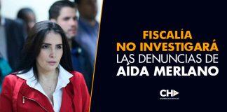 Fiscalía NO INVESTIGARÁ las denuncias de Aída Merlano
