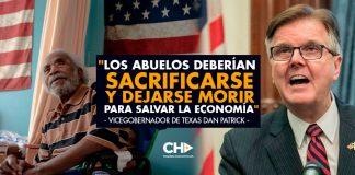 """""""Los abuelos deberían sacrificarse y dejarse morir para salvar la economía"""""""