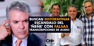 Buscan distorsionar escándalo del 'Ñeñe' con FALSAS transcripciones de audios