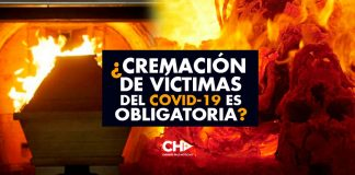 ¿CREMACIÓN de Víctimas del COVID-19 es OBLIGATORIA?