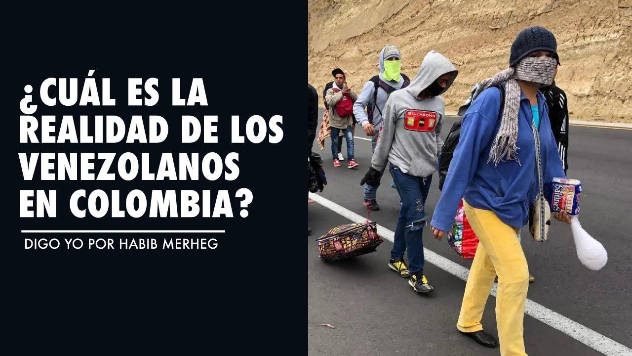 Retornan Venezolanos desde Cali vía terrestre