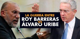 La Guerra entre Roy Barreras vs Álvaro Uribe (Nueva Temporada)