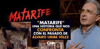 """""""Matarife"""" una historia que nos confronta con el PASADO de Álvaro Uribe Vélez"""