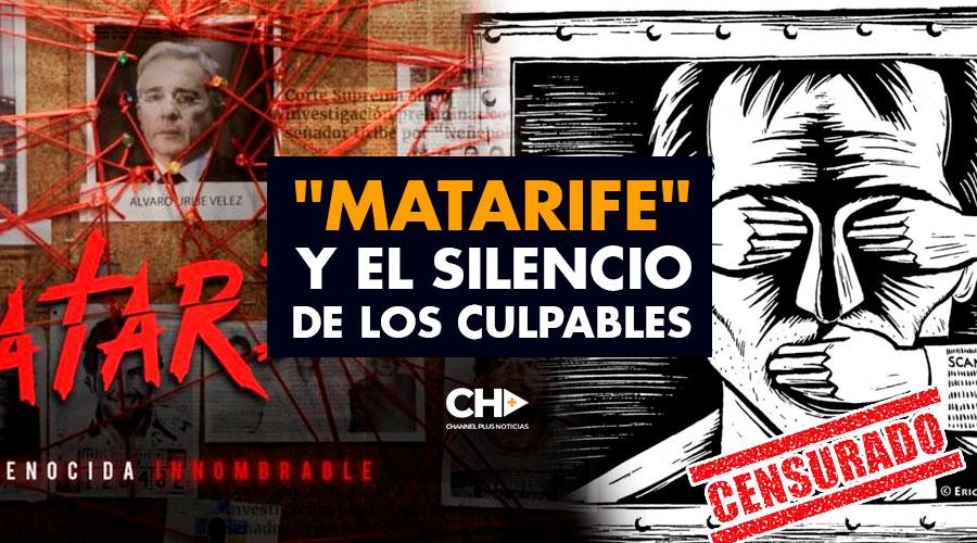 """""""MATARIFE"""" y el SILENCIO de los CULPABLES"""
