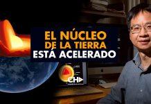 El núcleo de la Tierra está acelerado
