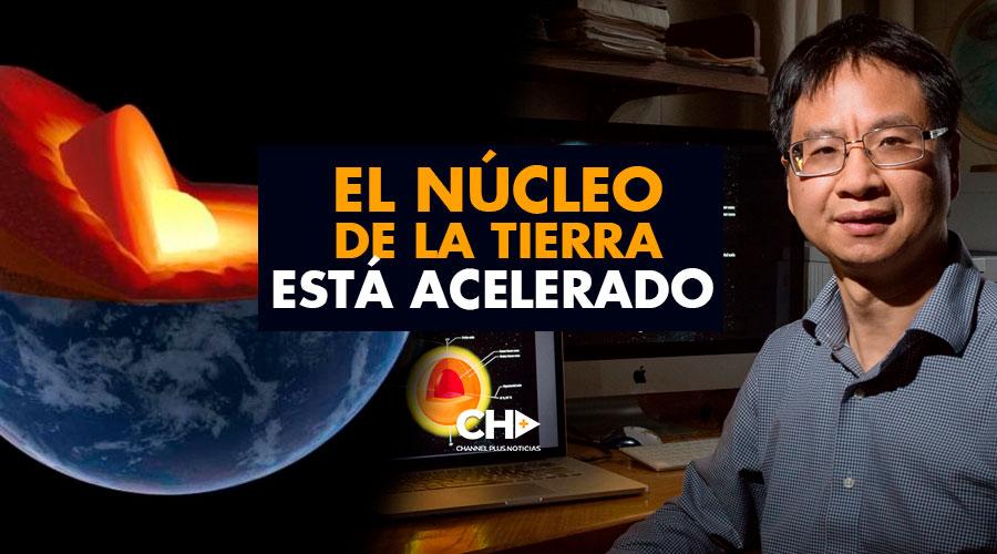 El NÚCLEO de la Tierra está ACELERANDO ¿Qué significa esto?