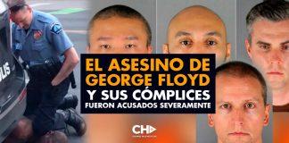 El ASESINO de George Floyd y sus CÓMPLICES fueron acusados severamente