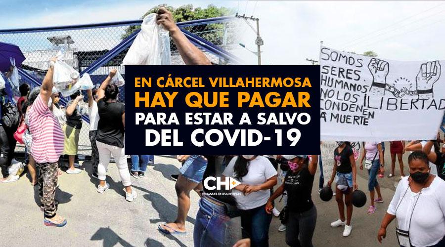 En cárcel Villahermosa de Cali hay que pagar para estar a salvo del covid-19