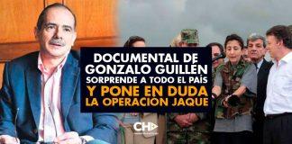 Documental de Gonzalo Guillén sorprende a todo el país y pone en duda la Operación Jaque