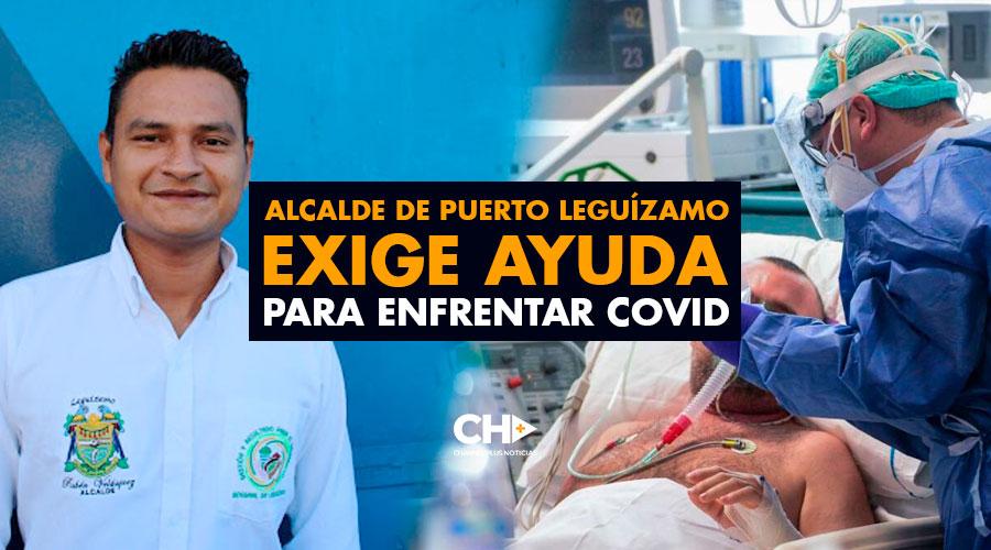 Alcalde de Puerto Leguízamo exige AYUDA para enfrentar COVID