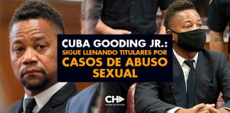 Cuba Gooding Jr.: Sigue llenando titulares por casos de abuso sexual