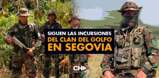 Siguen las incursiones del CLAN DEL GOLFO en Segovia