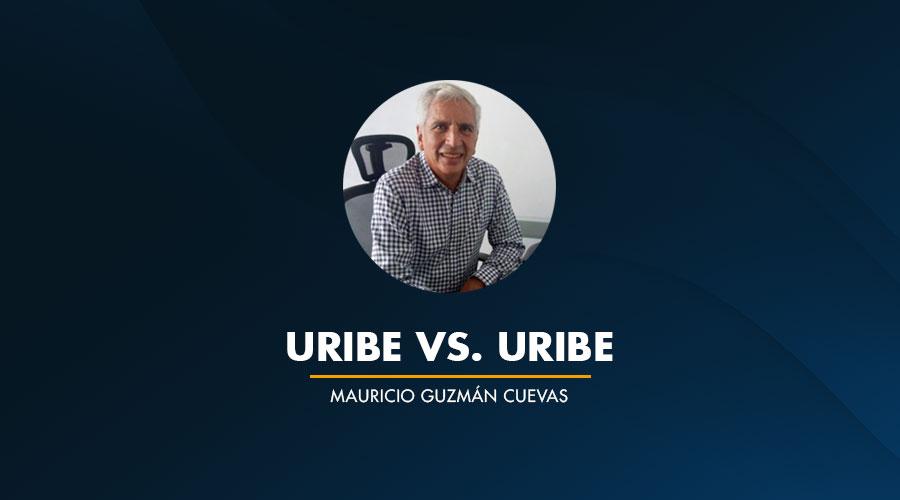 URIBE VS. URIBE