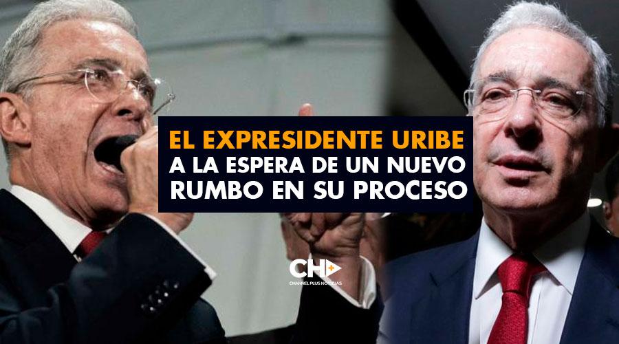 El Expresidente Uribe a la espera de un nuevo rumbo en su proceso
