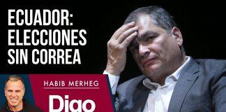 ECUADOR: ELECCIONES SIN CORREA