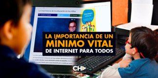La Importancia de un MÍNIMO VITAL de Internet para todos