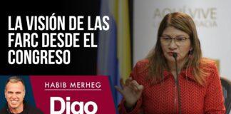 La VISIÓN de las FARC desde el Congreso