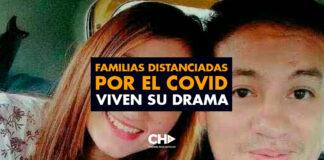 Familias Distanciadas por el Covid viven su drama