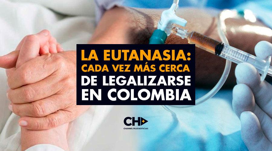 La Eutanasia: cada vez más cerca de legalizarse en Colombia