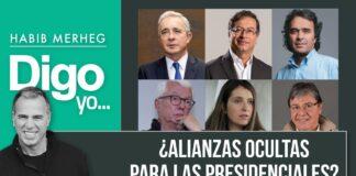 ¿Alianzas Ocultas para la PRESIDENCIA?