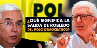 ¿Qué significa la salida de Robledo del Polo Democrático?