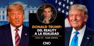 DONALD TRUMP: DEL REALITY A LA REALIDAD