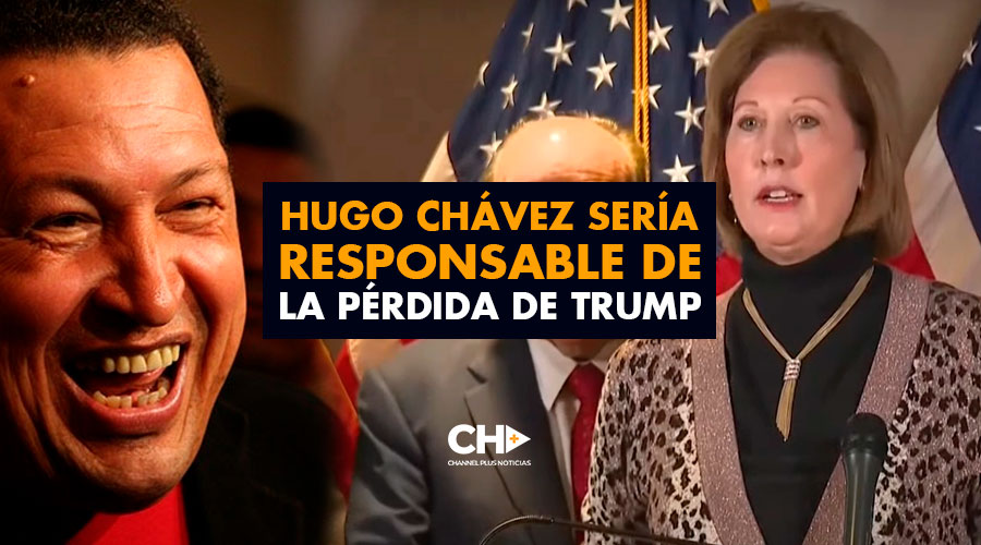 Hugo Chávez sería responsable de la pérdida de Trump