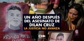 Un año después del ASESINATO de Dilan Cruz la justicia no avanza