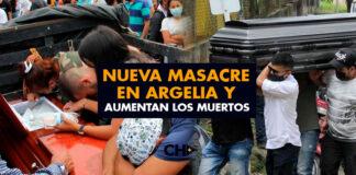 Nueva MASACRE en Argelia y aumentan los Muertos