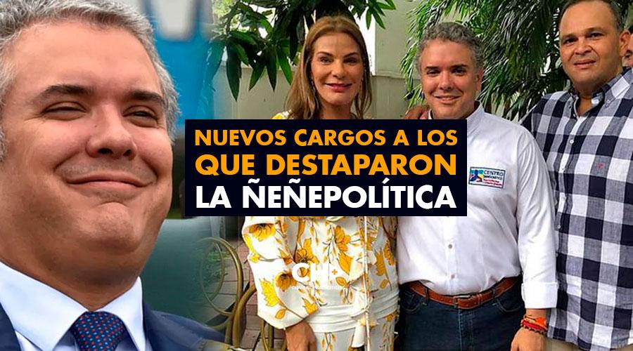 Nuevos cargos a los que DESTAPARON la ÑeñePolítica mientras los verdaderos culpables siguen LIBRES